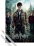 Harry Potter 1art1 Poster (91x61 cm) 7 Teil 2, Es Endet
