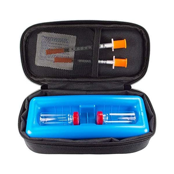 buy  Re-freezable Ice Pack for ChillMED Micro Cooler ... Diabetes Care
