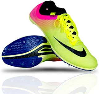 new product 65df1 7c1e6 Nike Zoom Mamba 3 OC Track Field Spikes Cleats 882015-999 Size 6