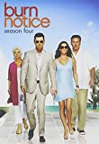 Get Burn Notice Season 4 on Blu-ray or DVD at Amazon