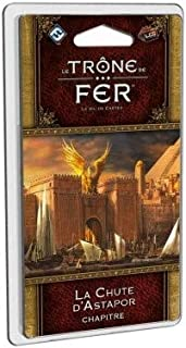Thrones of Iron JCE: The Fall of Astapor – Asmodee – Board Game – Card Game