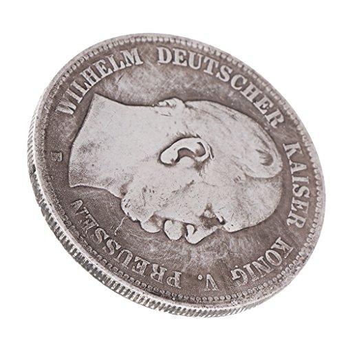 perfk 1 Stück Münze antike römische Münzen Gedenkmünze Andenkenmünzen