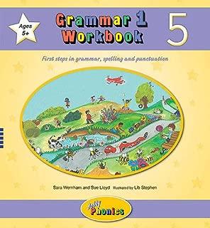 Grammar 1 Workbook 5 Book 6 (Grammar 1 Workbooks 1-6)