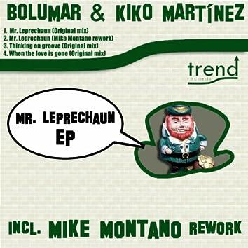 Mr. Leprechaun