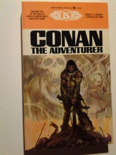 Conan the Adventurer 0447787438 Book Cover