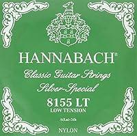 HANNABACH シルバースペシャル E8155LT Green A 5弦