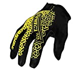 Ironclad Console Gaming Gloves, Precision Fit, Performance Grip, Touchscreen Compatible, Machine Washable, (1 Pair), Size L (ES-CNSL-04-L)