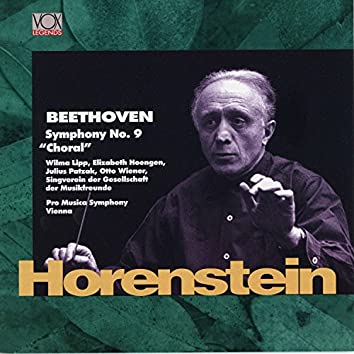 """Beethoven: Symphony No. 9 in D Minor, Op. 125 """"Choral"""""""