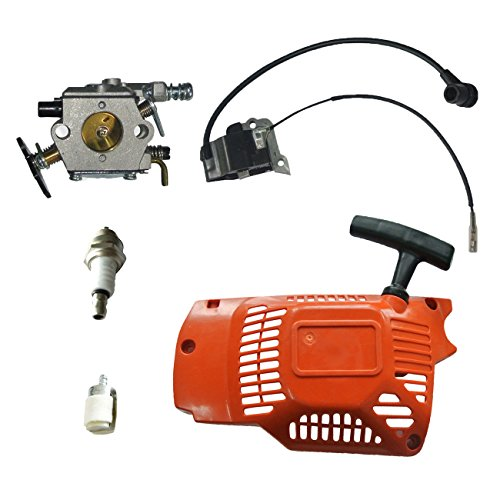 JRL - Kit de filtro de combustible para motosierra Komatsu 3800 38CC