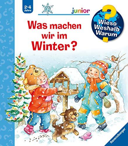 Was machen wir im Winter? (Wieso? Weshalb? Warum? junior, Band 58) - 5