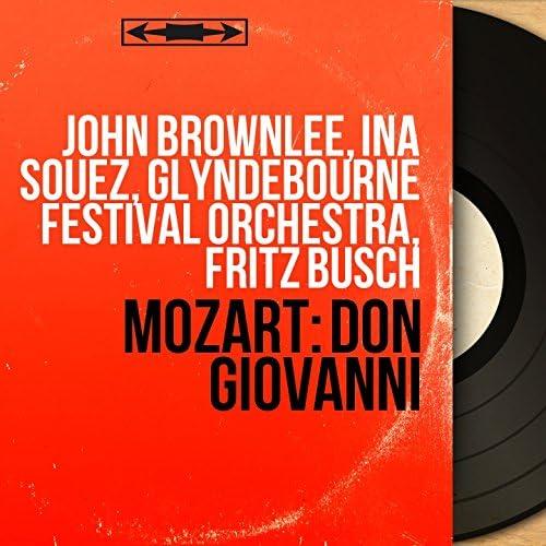 John Brownlee, Ina Souez, Glyndebourne Festival Orchestra, Fritz Busch