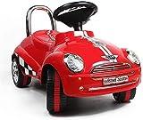 Best For Kids Top Rutscher Auto Autorutscher mit Elektronik Porsche Rutscherfahrzeug - Rot