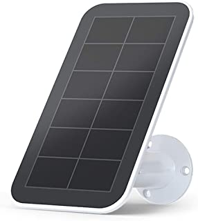 Arlo Accessory - Solar Panel Charger | Weather Resistant,  8 ft Magnetic Power Cable, Adjustable Mount | Compatible with A...