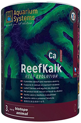 Aquarium Systems 3020000 reefkalk - calcium hydroxyde 500g, poeder