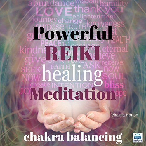 Powerful Reiki Healing Meditation: Chakra Cleansing                   By:                                                                                                                                 Virginia Harton                               Narrated by:                                                                                                                                 Virginia Harton                      Length: 14 mins     5 ratings     Overall 4.6