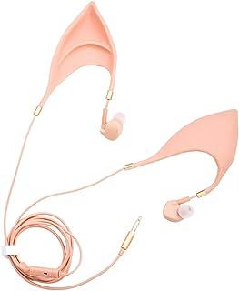D DOLITY Elf Earbuds Earphones in-Ear Headphones Hands-Free Headset with Mic