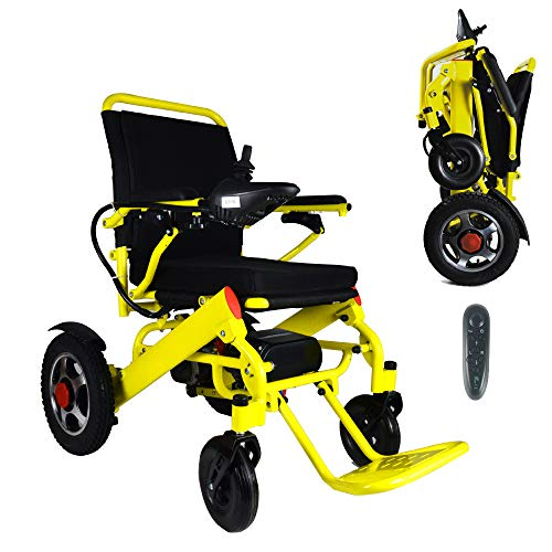 Majestic Power Wheelchair