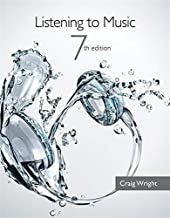 Listening to Music by Wright, Craig (2013) Paperback