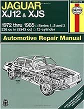 Best jaguar xjs haynes manual Reviews