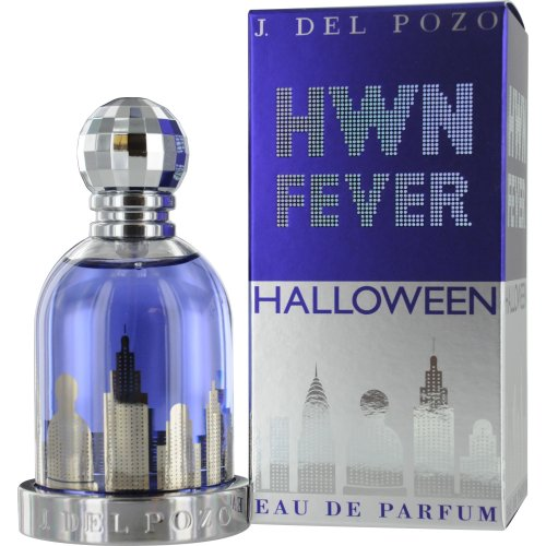 Jesus Del Pozo Halloween Fever Eau De Toilette 50Ml Vapo.