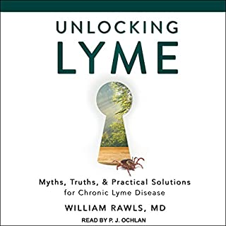 Unlocking Lyme audiobook cover art