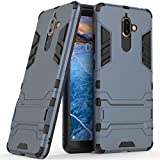 Case for Nokia 7 Plus (6 inch) 2 in 1 Shockproof with