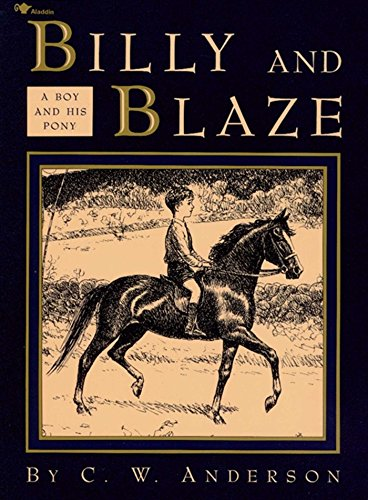 Billy and Blaze: A Boy and His Pony (English Edition)