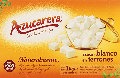 Azucarera - Azúcar blanco en terrones - 1 kg