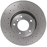 Brembo 09.B337.2X Rotores de Disco de Freno, 1 unidad