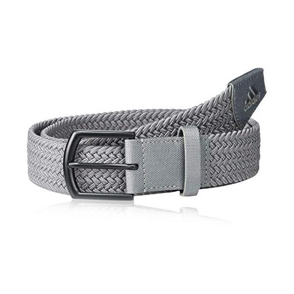 adidas Men's Golf Braided Stretch Belt