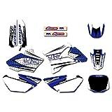 Gráficos y Fondos Decal Sticker Kits for Yamaha YZ85 YZ 85 2002 2003 2004 2005 2006 2007 2008 2009 2010 2011 2012 2012 2013 2014 2014 Pegatinas de Motocross