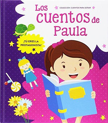 CUENTOS PERSONALIZADOS PARA NIÑAS - PAULA