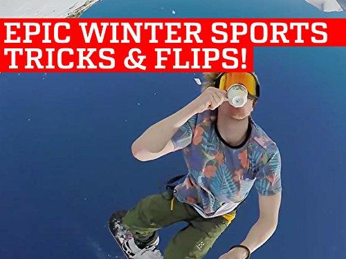 Clip: Epic Winter Sports Tricks & Flips