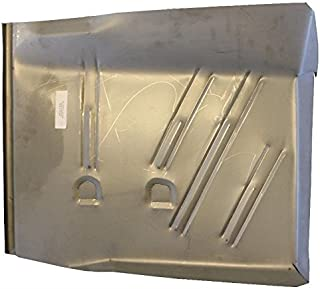 Motor City Sheet Metal - Works With 1955 1956 1957 CHEVY DRIVER SIDE REAR FLOOR PAN .NEW!!!!