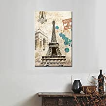 Paintsh Decorative Home Furnishing Soft Printed Guest Restaurant Frameless Sofa Backdrop Wall Painting Bedroom Wall Painti...