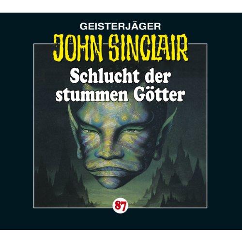 Schlucht der stummen Götter (John Sinclair 87) Titelbild