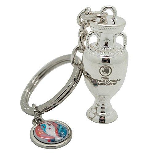 UEFA EURO 2016 Porte-cléfs 3D des Trofeo Offiziellen