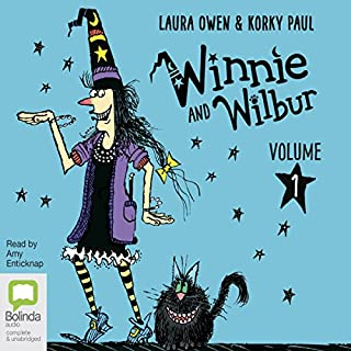 Winnie and Wilbur, Volume 1 cover art