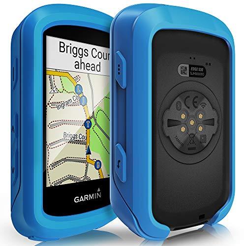 TUSITA Funda para Garmin Edge 530 - Protectora de Silicona
