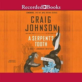 Page de couverture de A Serpent's Tooth