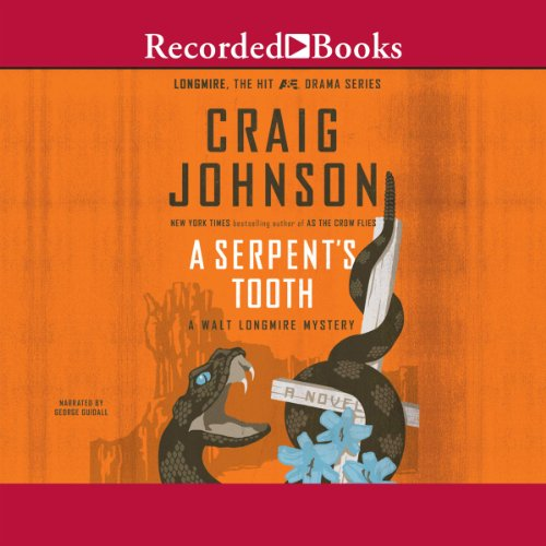 A Serpent's Tooth audiobook cover art