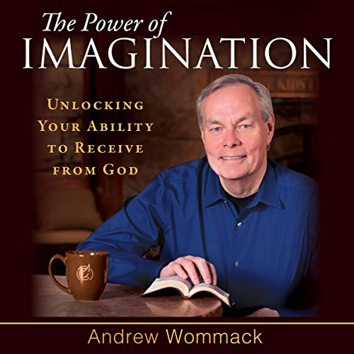 The Power of Imagination audiobook cover art