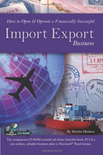 Compare Textbook Prices for How to Open & Operate a Financially Successful Import Export Business Book & CD-ROM Pap/Cdr Edition ISBN 9781601382269 by Maritza Manresa