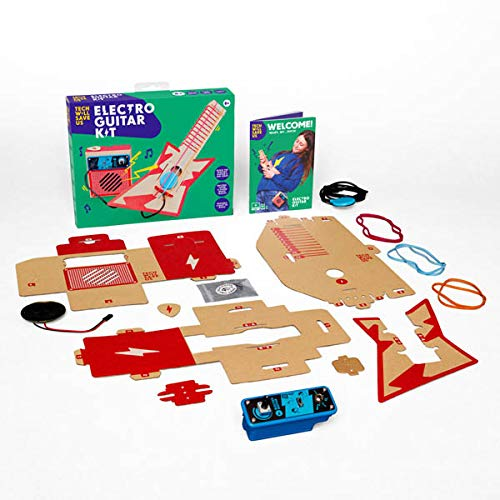 Technology Will Save Us Electro Guitar KIT / ELEKTRISCHE GITAAR Box