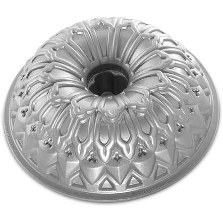 Bundt Nordic Ware Stained Glass Bundt Pan, Metallic