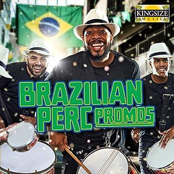 Brazilian Perc Promos