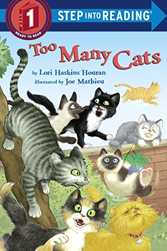 Too Many Cats (Step into Reading)