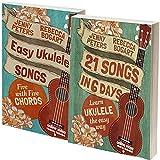 Beginning Ukulele Songs Box Set Books 1 & 2: Book + Online Video (English Edition)