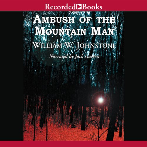 Ambush of the Mountain Man audiobook cover art