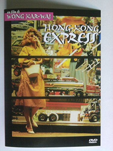 """Hong Kong Express"" (Dvd Video) Wong Kar-Wai (Cina,1994) Edizione Italiana (Italian Edition)"